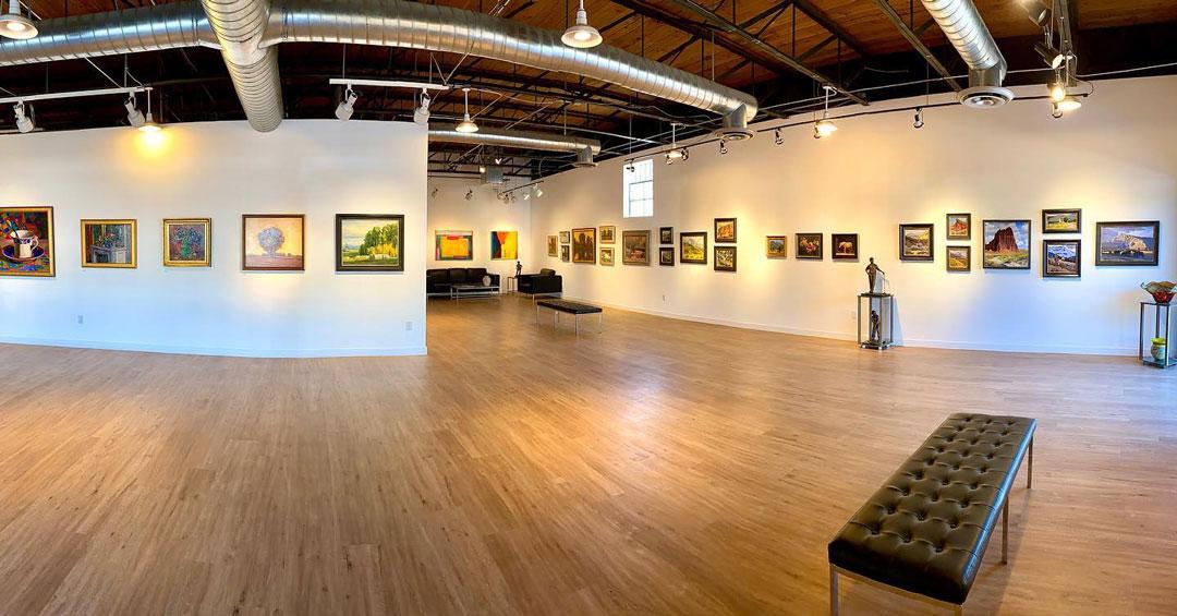 Brushworks Gallery Salt Lake City, Utah
