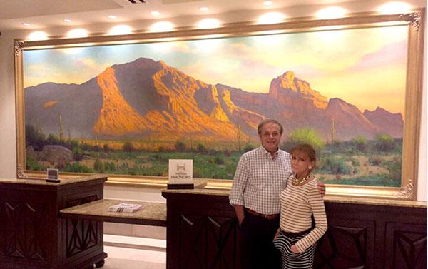 Karl Thomas Brushworks Gallery Salt Lake City, Utah