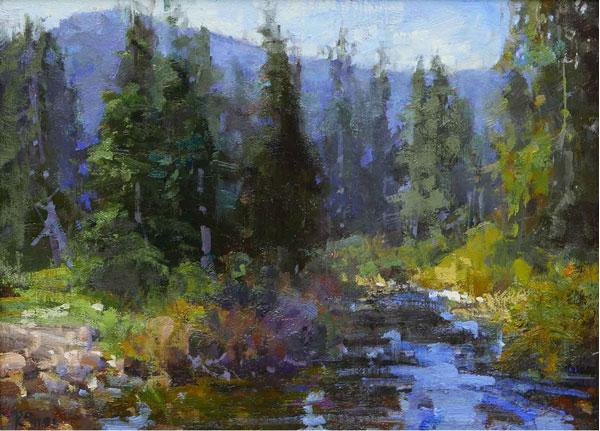 Kathryn Stats Brushworks Gallery Salt Lake City, Utah