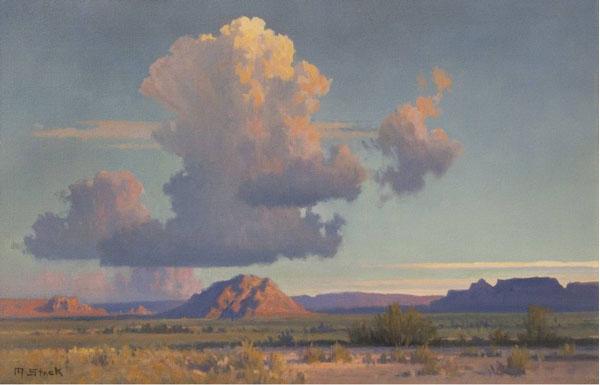 Michael Stack Brushworks Gallery Salt Lake City, Utah