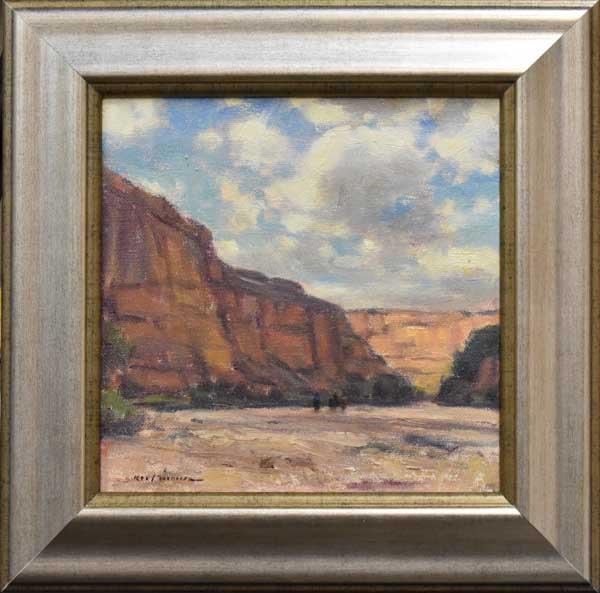 Karl Thomas, Brushworks Gallery, Salt Lake City, Utah