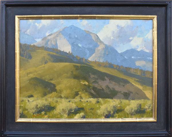 Kimball Geisler, Brushwork Art Gallery, Salt Lake City, Utah