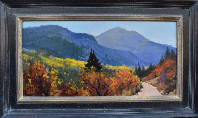 Allen B. Brockbank, Brushworks Gallery, Salt Lake City, Utah
