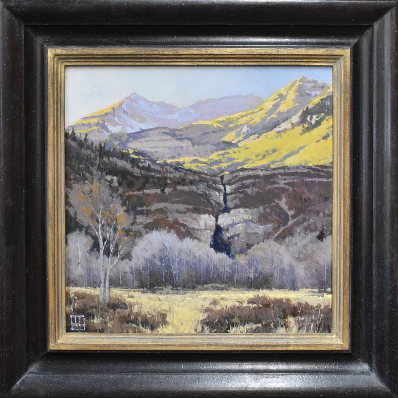 Allen Brockbank Brushwork Art Gallery, Salt Lake City Utah