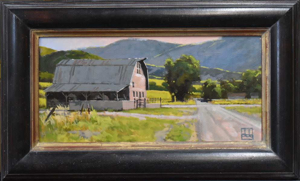 Allen Brockbank Brushworks Gallery Salt Lake, Utah