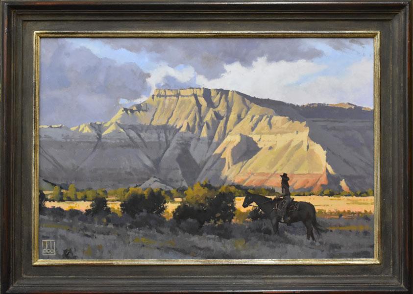 Allen Brockbank, Brushworks Art Gallery, Salt Lake City, Utah