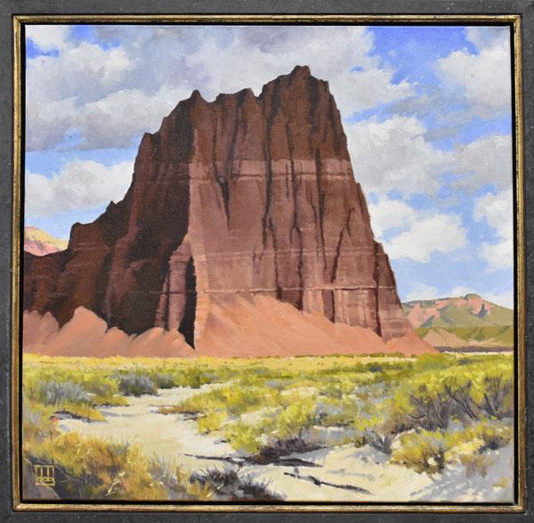 Allen Brockbank, Brushwork Art Gallery, Salt Lake City, Utah