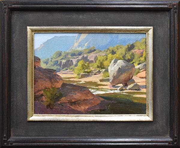 Kimball Geisler, Brushworks Art Gallery, Salt Lake City, Utah