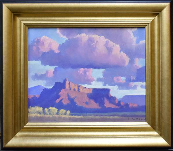 Michael Stack, Brushworks Gallery, Salt Lake City, Utah