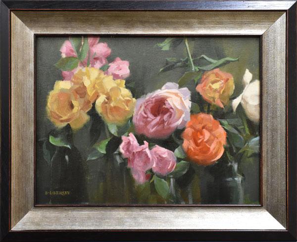 Laurie Kersey Brushworks Art Gallery, Salt Lake City, Utah