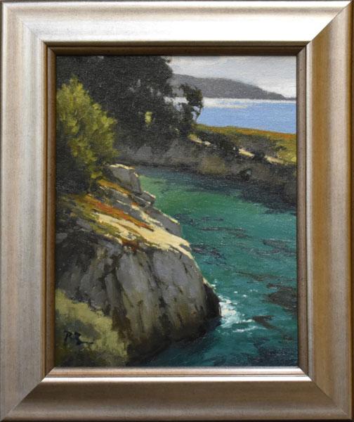Brian Blood, Brushworks Art Gallery, Salt Lake City, Utah