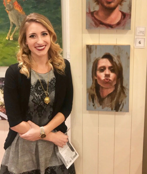 Heather Olsen Brushworks Gallery, Salt Lake City, Utah