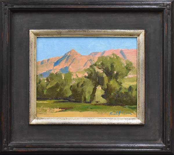 Kimball Geisler Brushwork Gallery, Salt Lake City, Utah