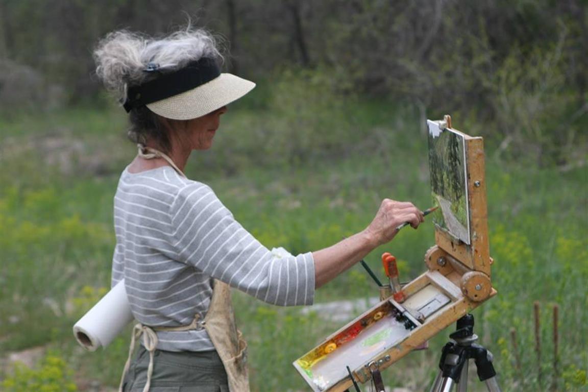 Carol Jenkins - Brushworks Art Gallery - Salt Lake City, Utah
