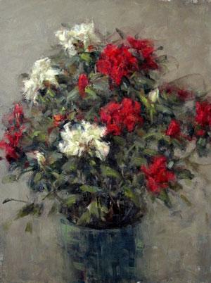 Carol Jenkins Brushworks Art Gallery, Salt Lake City, Utah